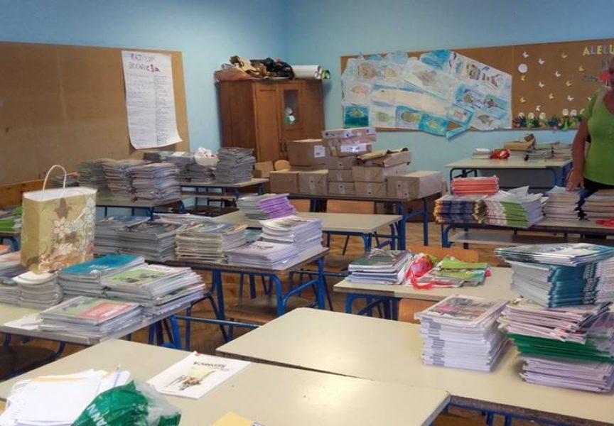 STIGLE KNJIGA Grad Čazma u školske knjige ove godine investirao 250 tisuća kuna