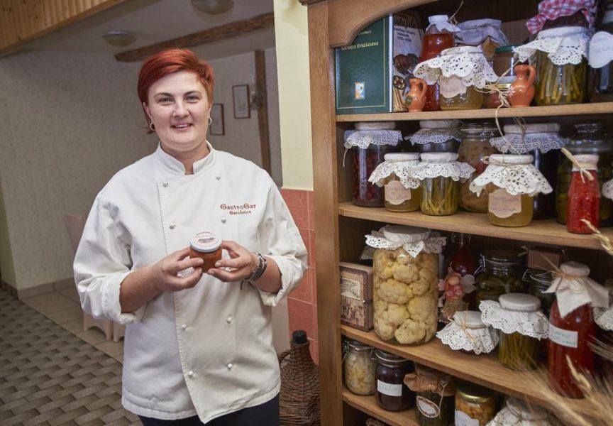 GAREŠNIČKA KUHINJA Inovativno kulinarstvo u službi promocije moslavačkog kraja