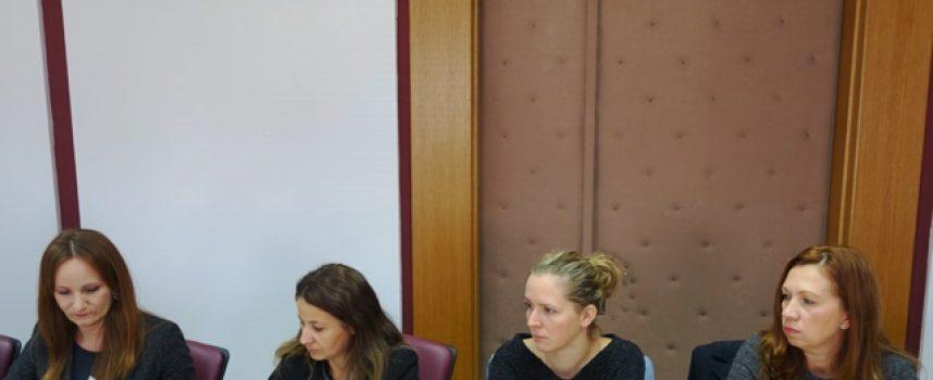 POVJERENSTVO ZA RAVNOPRAVNOST SPOLOVA BBŽ-a Održana prva sjednica
