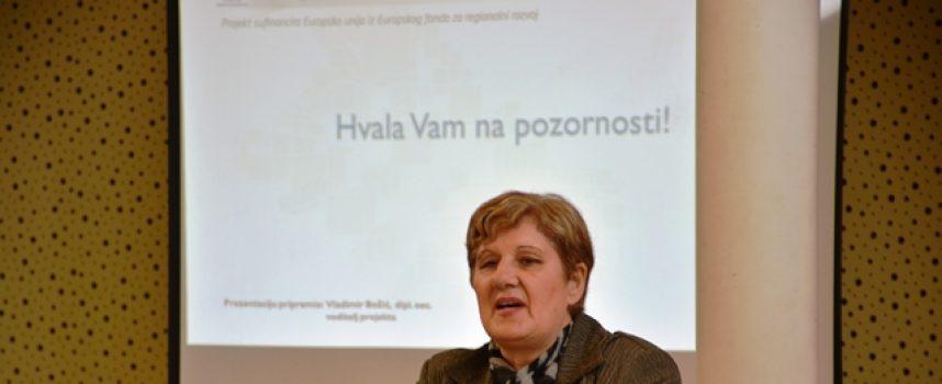 ŽUPANIJSKI KUTAK Čaić: Zahvaljujem Županiji na podršci koja nas vuče naprijed