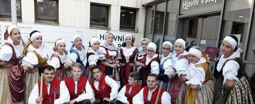 MEĐUNARODNI USPJEH Bjelovarska Češka obec dostojno predstavila svoj grad