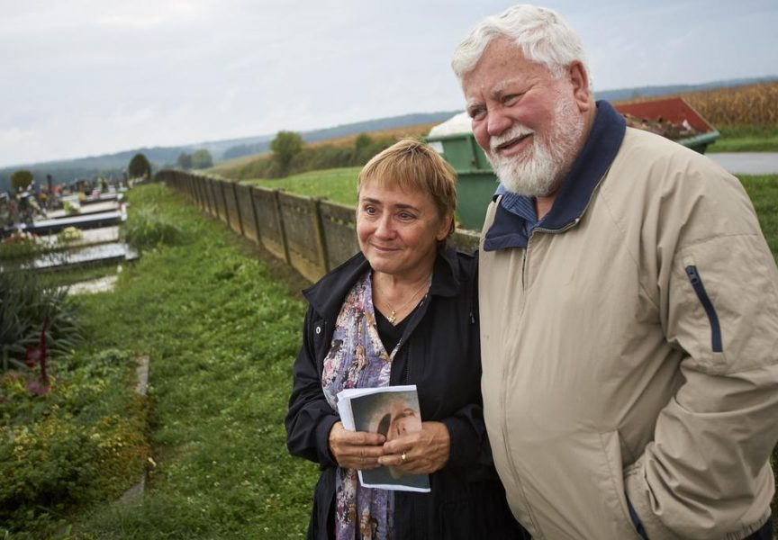 OD AMERIKE DO VELIKE PISANICE Proputovala 10 tisuća kilometara kako bi pokušala pronaći grob svoga djeda