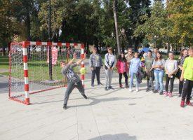 DJEČJI TJEDAN U BJELOVARU Zaigrana djeca okupirala središnji park