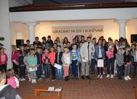 NAJPOSJEĆENIJA IZLOŽBA Mali umjetnici u Gradskom muzeju oduševili sve posjetitelje