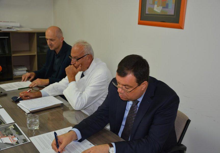 ŽUPANIJSKI KUTAK Bez župana Damira Bajsa ne bi bilo ni nove bolnice