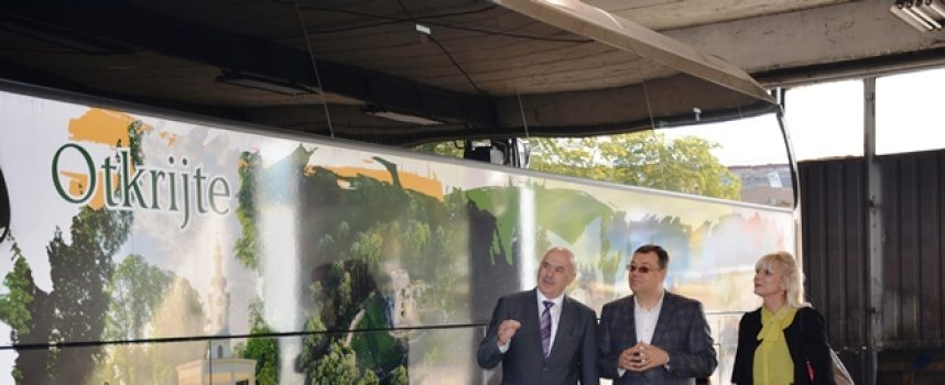 ŽUPANIJSKI KUTAK Potpisan Ugovor između Županije i tvrtke Čazmatrans Nova
