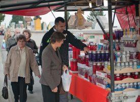 SVI SVETI Grad Bjelovar priprema aukciju za štandove