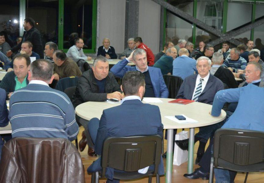 DAVOR ŠUKER POSEBAN GOST Sinoć održana Skupština Županijskog nogometnog saveza