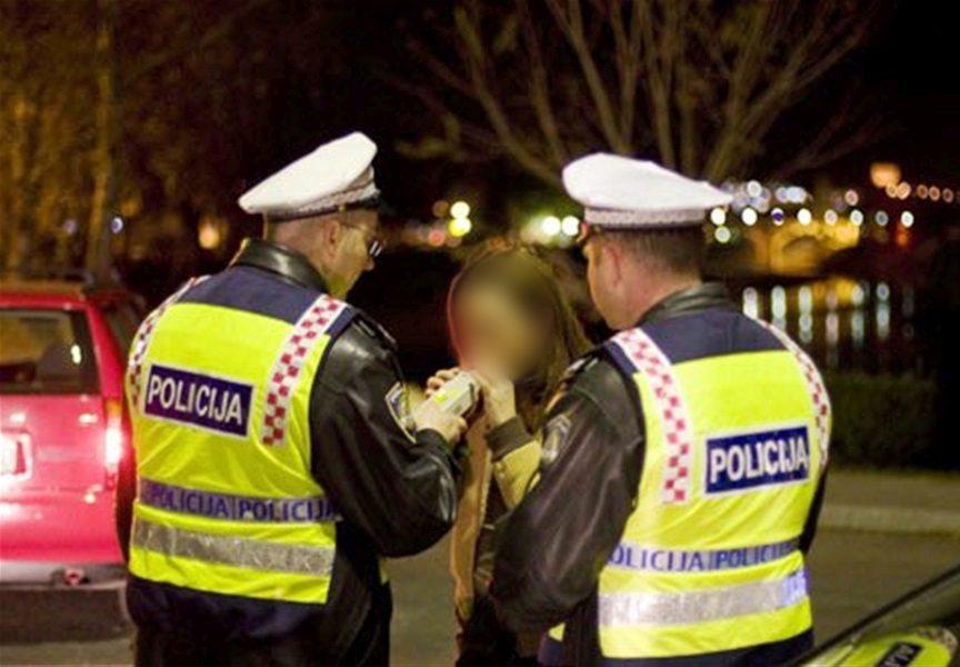 AKCIJA MARTINJE Policija zaustavila 23 pijana vozača