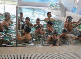 VRTIĆARCI U BAZENU Uspješno proveden pilot projekt 'Mala škola plivanja – sigurnost na vodi