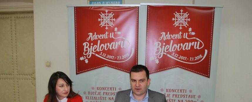 ADVENT U BJELOVARU U nedjelju kreće Advent u Bjelovaru. Nikad bogatiji program