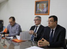 NOVA BOLNICA NA VIDIKU Današnjim potpisom osigurano 90 milijuna kuna za novu zgradu Opće bolnice Bjelovar