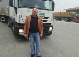 SVI BI VOZILI PREKO GRANICE Sve više vozača kamiona razmišlja o odlasku u inozemstvo