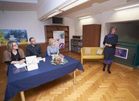 PROMOCIJA Predstavljen najvažniji izdavački projekt Komercijalne i trgovačke škole Bjelovar