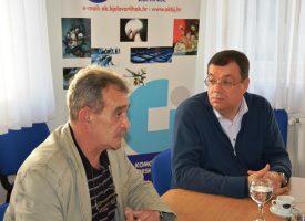 DOBRA VIJEST ZA GRAĐEVINCE Župan Bajs najavio građevincima natječaje za obnove školskih i zdravstvenih ustanova