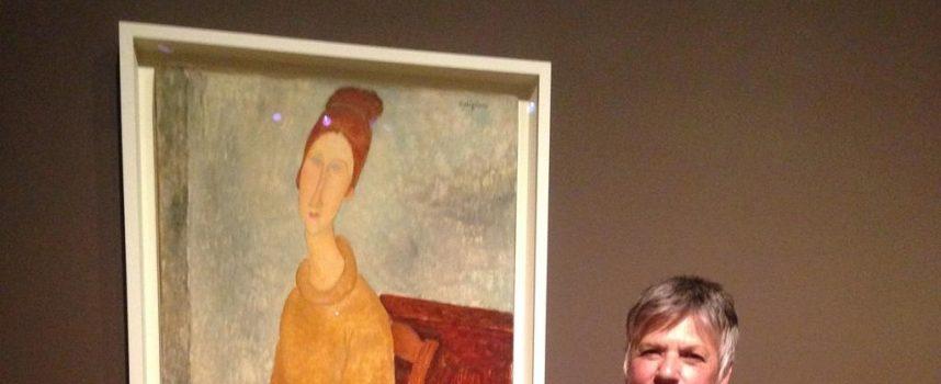 BJELOVAR U NEW YORKU Melita Kraus predstavila svoja djela u Brooklynu