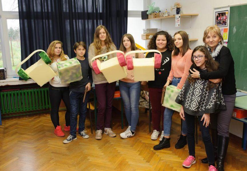 POSEBNA UMJETNOST Bjelovarski učenici sve se više žele baviti lutkarstvom