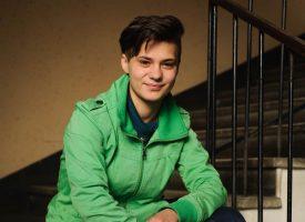 BUDUĆA SOBOSLIKARICA Magdalena Horinek – jedina učenica bjelovarske Obrtničke škole