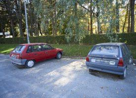 OLUPINE Bjelovar kao groblje vozila