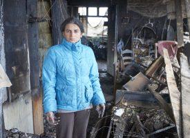 Požar progutao stan, majka i kćer završile na ulici