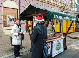 DJECA DJECI ZA BOŽIĆ Sutra velika humanitarna akcija na bjelovarskom korzu