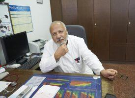 SUPERDOKTOR Mustafa Husein liječnik je s najviše pacijenata u županiji
