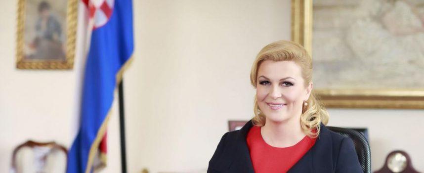 POSEBNA GOŠĆA Predsjednica Grabar – Kitarović dolazi u Bjelovar