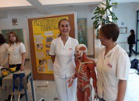 PUT DO SREDNJE ŠKOLE Medicinska škola otvorila vrata