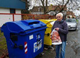 EKOLOŠKO OSVIJEŠTENI GRAĐANI Bjelovarčani oborili sve rekorde kad je riječ o sortiranju otpada