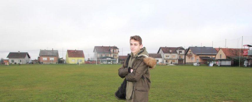 USPJEH Dean Radošević (16) potpisuje za Bolognu