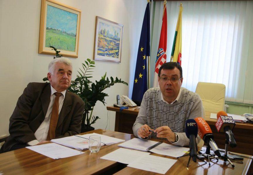 MASTERPLAN PROMETNOG SUSTAVA ŽUPANIJE Potpisan ugovor vrijedan gotovo 7 milijuna kuna
