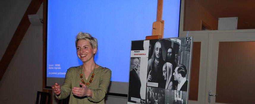 NAJVEĆI KRIVOTVORITELJ SLIKA 20. STOLJEĆA Sinoć u Gradskom muzeju održano predavanje o Han van Meegerenu