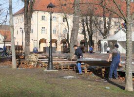 PROLJEĆE U GRADU Najtopliji siječanj u Bjelovaru