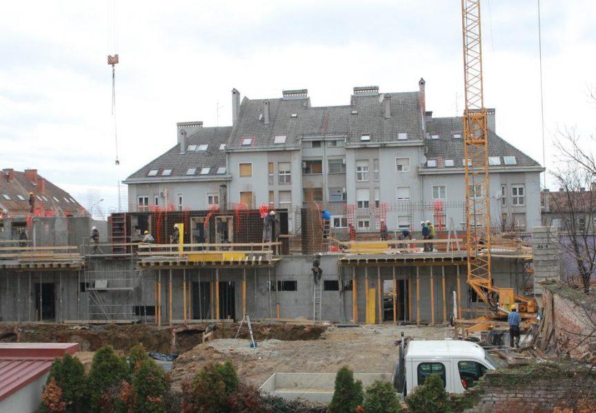 GRADITELJSTVO Prošle godine izdano 226 građevinskih dozvola