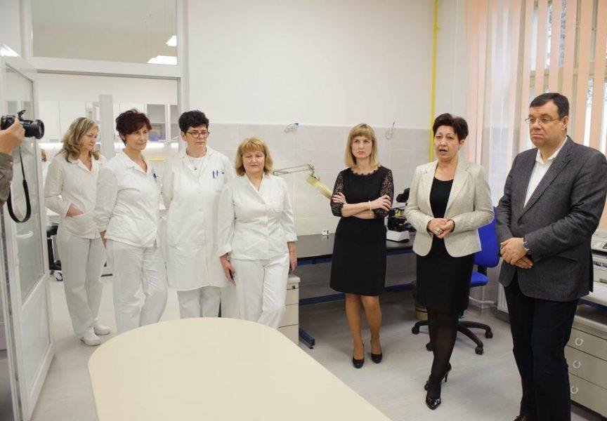 ŽUPANIJSKI KUTAK Zavod za javno zdravstvo dobio moderni mikrobiološki laboratorij