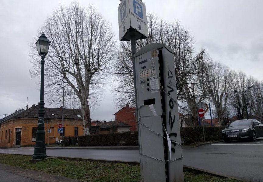 PARKIRANJE U GRADU Bjelovarski poslovnjaci mjesečnu kartu plaćaju koliko i obrtnici u Zagrebu