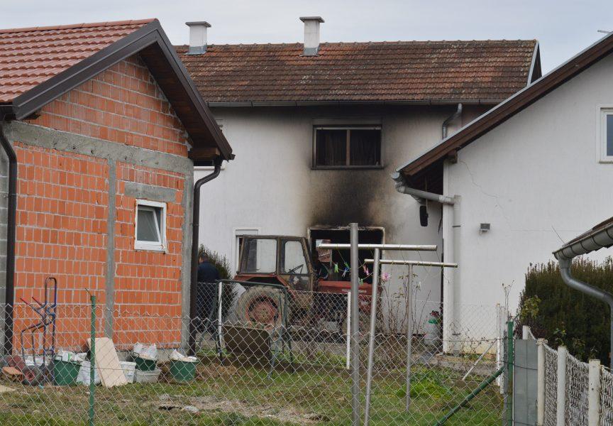 Žena smrtno stradala u požaru obiteljske kuće