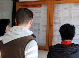 BUDUĆNOST NA LEDU I dalje raste broj nezaposlenih