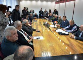 ŽUPANIJSKI KUTAK Ministar obrane daje potporu županovoj inicijativi