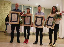 DODIJELJENE NAGRADE NAJBOLJIMA Proglašeni najbolji sportaši Bjelovara