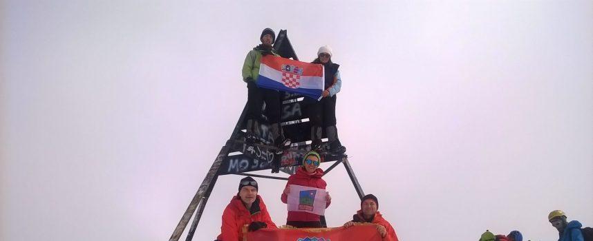 PLANINARSKI USPON Bilogorci osovojili 4167 metara visok vrh u Maroku