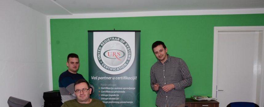 URS ADRIATICA U pet godina poslovanja izdali više od 200 certifikata po ISO normama