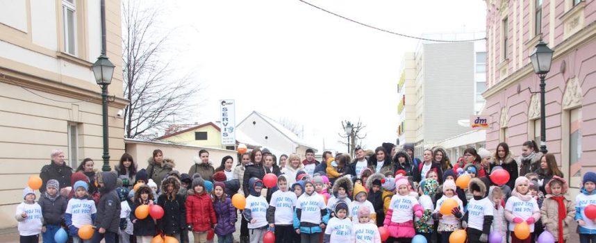DAN OČEVA Na bjelovarskom korzu obilježen Dan očeva