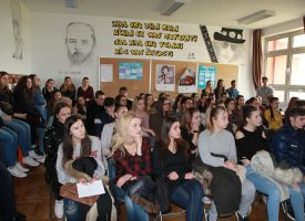 DANI SLOBODNE NASTAVE Projekt zbog kojeg je Ekonomska škola u Bjelovaru poznata u cijeloj državi