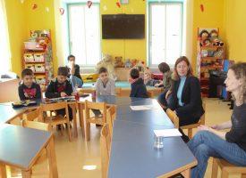 ZA UČENIKE PRVOG I DRUGOG RAZREDA Počela je Vesela škola čitanja