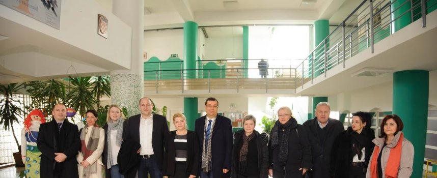 ŽUPANIJSKI KUTAK U Češku osnovnu školu J.A. Komenskog se dograđuje 291 novi kvadrat
