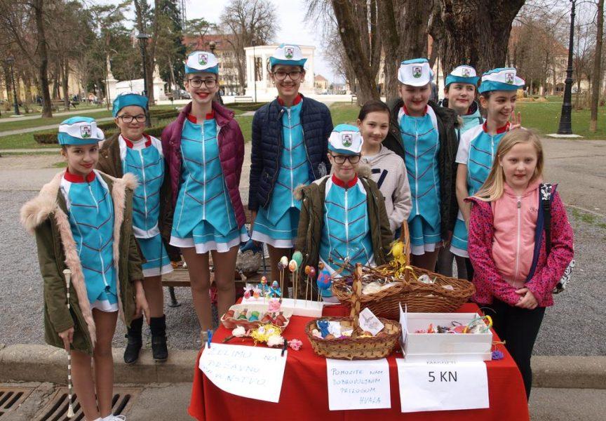 BJELOVARSKE MAŽORETKINJE ŽELE NA DRŽAVNO NATJECANJE Mlade djevojke žele u Dubrovniku prezentirati svoje vještine. Pomozimo im!