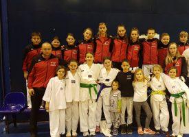 TAEKWONDO Na zagrebačkom Čigra Openu natjecatelji Omege osvojili čak 15 medalja