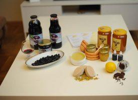 KREATIVNOST NA DJELU Sapun od kozjeg mlijeka i meda najnoviji je izum Bjelovarčanke