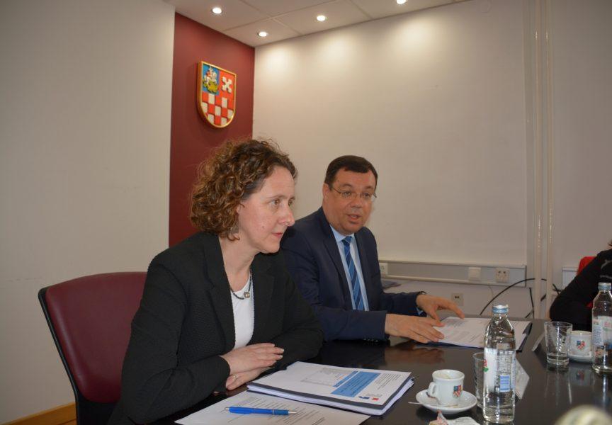 Ministrica kulture posjetila BBŽ